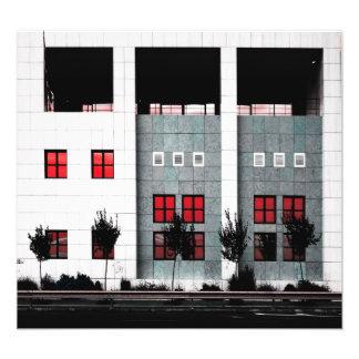 architecture photo sur toile