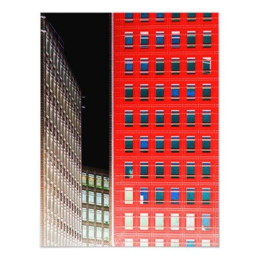 architecture impression photographique