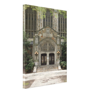 Architecture d'Ann Arbor Michigan Toiles Tendues