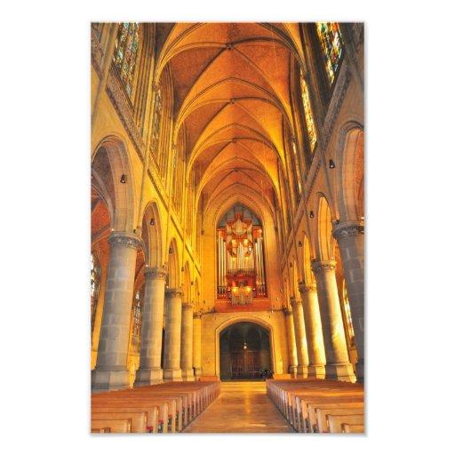 Architecture de cathédrale photographies