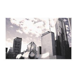 Architecture de Chicago - toile