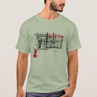 Architecture de T-shirt de WJ