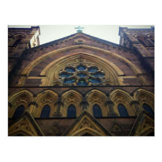 Architecture d'église catholique de Lower Carte Postale