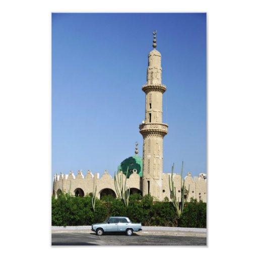 Architecture égyptienne photographies