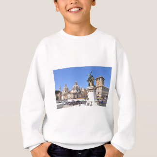 Architecture italienne à Rome, Italie Sweatshirt