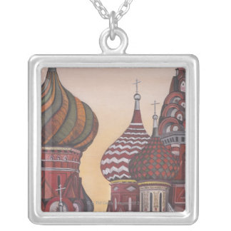 Architecture russe collier