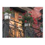 Architecture sur les rues de San Miguel De Cartes Postales