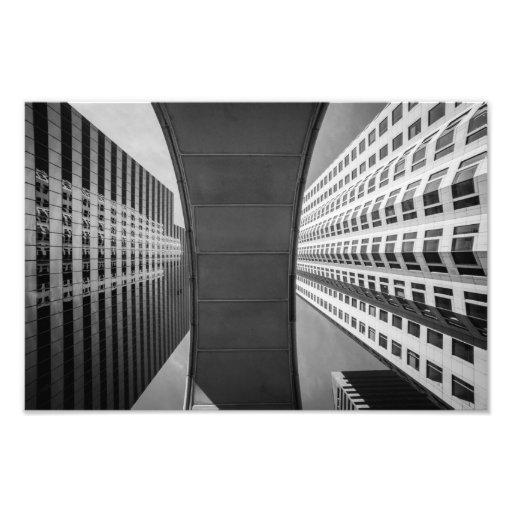 Architecture trés haute photo