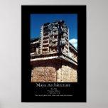 Architecture Xla-PAK de Maya Poster