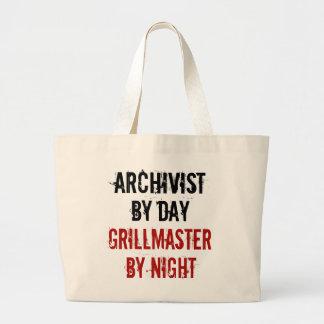 Archiviste de Grillmaster Grand Sac