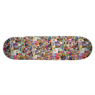 arcs-en-ciel, arcs-en-ciel, arcs-en-ciel, arcs-en- skateboard