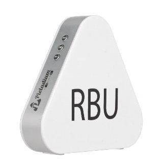 Arcs-en-ciel papillons Unicorns ai Haut-parleur Bluetooth
