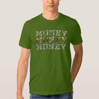 Argent de MOIS ! T-shirts