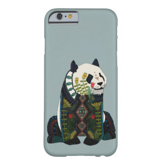 argent de panda coque iPhone 6 barely there