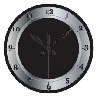 Horloges industriel - Horloge type industriel ...