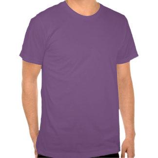 Argent fol t-shirt