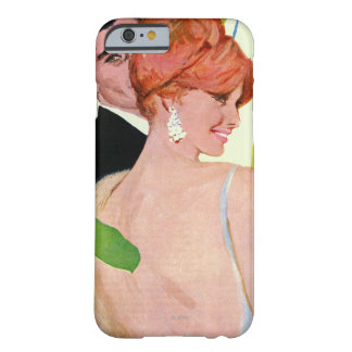 Argent sur son esprit coque barely there iPhone 6