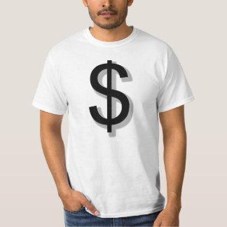 Argent T-shirts