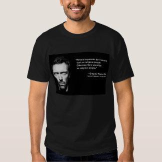 Arguments rationnels et personnes religieuses t-shirts