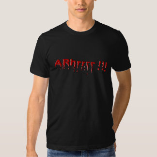 ARhrrrr ! ! ! chemise (GVU, foncés) T-shirts
