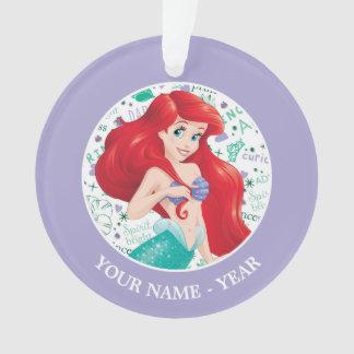 Ariel | Ariel tenant des cheveux ajoutent votre