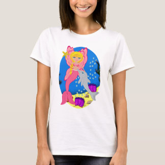Ariel le T-shirt de Merfaery (Merfairy)