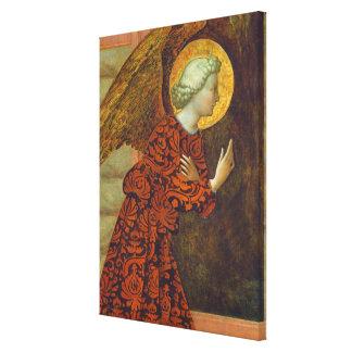 Arkhangel Gabriel, C. 1430 (tempera sur le panneau Toiles
