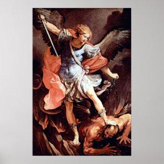 Arkhangel Michael par Reni Posters