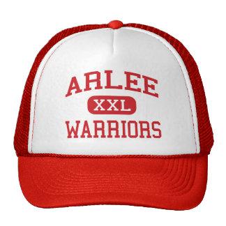 Arlee - guerriers - lycée - Arlee Montana Casquettes De Camionneur