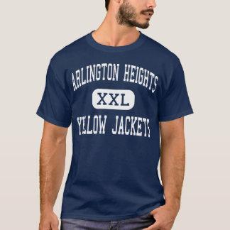 Arlington Heights - guêpes - Fort Worth T-shirt
