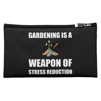 Arme du jardinage de réduction du stress pochettes à maquillage