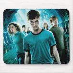 Armée 4 de Harry Potter Dumbledore Tapis De Souris