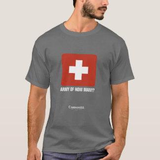 Armée de combien ? t-shirt