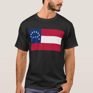 Armée de drapeau de la Virginie du nord T-shirt