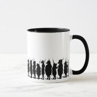 Armée de porc mug