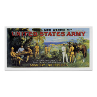 Armée d'Etats-Unis Posters