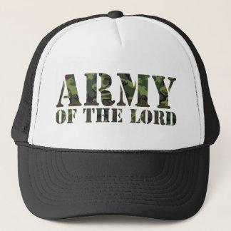 Armée du seigneur casquette