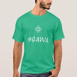 Armée verte et blanche de l'Irlande du Nord - T-shirt