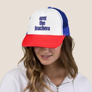 Armez le casquette de professeurs