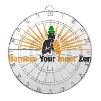 Armez votre zen intérieur jeu de fléchettes