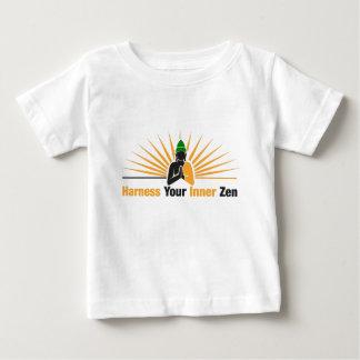 Armez votre zen intérieur t-shirt pour bébé