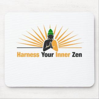 Armez votre zen intérieur tapis de souris