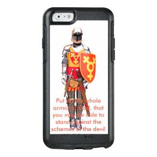 Armure de protecteur de téléphone portable coque OtterBox iPhone 6/6s