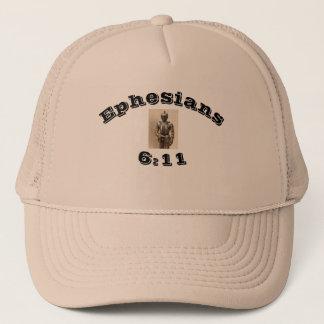 Armure du casquette w/Armour de camionneur de Dieu