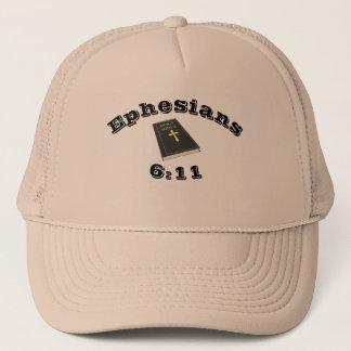 Armure du casquette w/Bible de camionneur de Dieu