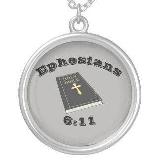Armure du collier w/Bible de Dieu
