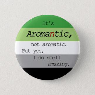 Aromantic/Pin aromatique Pin's