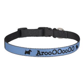 ArooOOoo personnalisable Colliers De Chiens