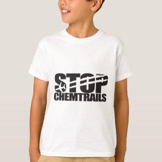 Arrêtez Chemtrails T-shirt