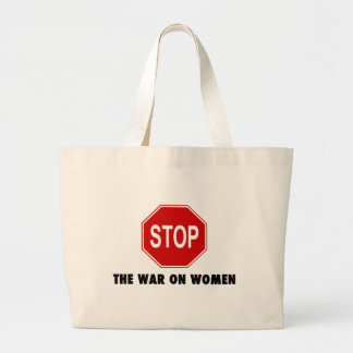 Arrêtez la guerre sur des femmes sacs